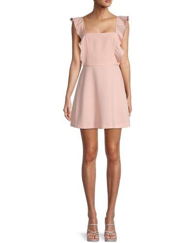 Розовое купальное платье с подкладкой Bcbgeneration