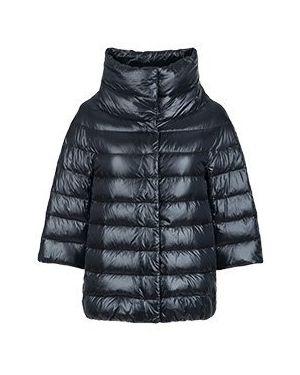 Куртка черная Herno