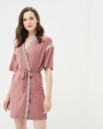 Розовый халат домашний Belarusachka