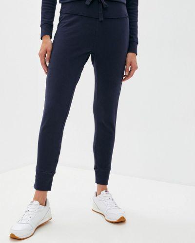 Спортивные синие спортивные брюки Deha