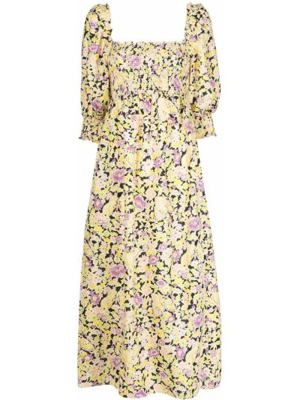Sukienka z wiskozy Rixo