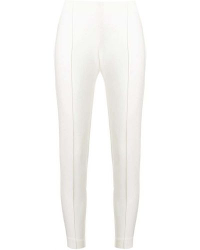 Укороченные брюки - белые Le Tricot Perugia