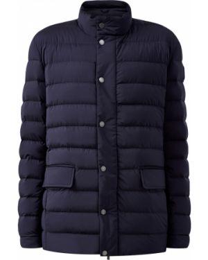 Куртка синяя Cudgi