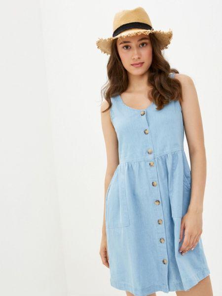 Джинсовое платье Defacto
