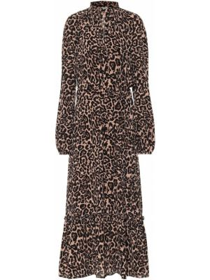 Платье макси - коричневое Baum Und Pferdgarten