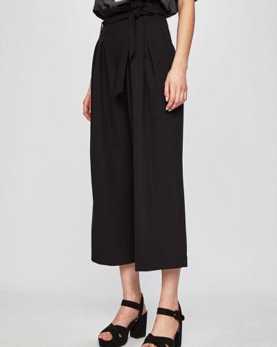 Свободные брюки с поясом из вискозы Medicine