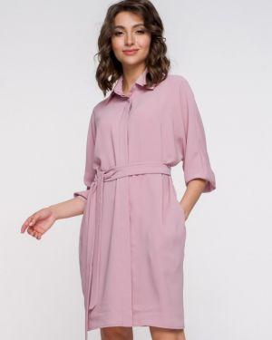 Вечернее платье летнее джинсовое Ellcora