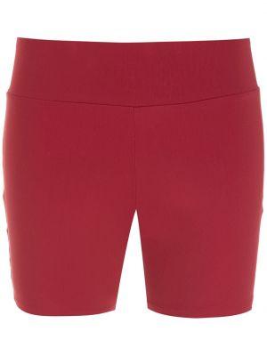 Красные шорты из эластана Lygia & Nanny
