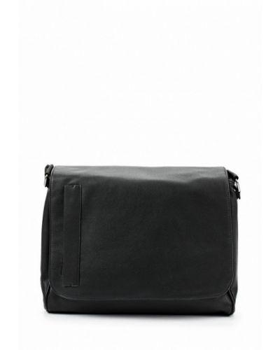 Черная сумка через плечо United Colors Of Benetton
