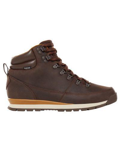 Зимние ботинки спортивные кожаные The North Face