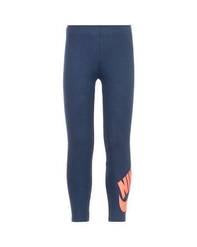 Спортивные брюки хлопковые для фитнеса Nike