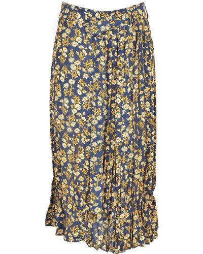 Beżowa spódnica N°21