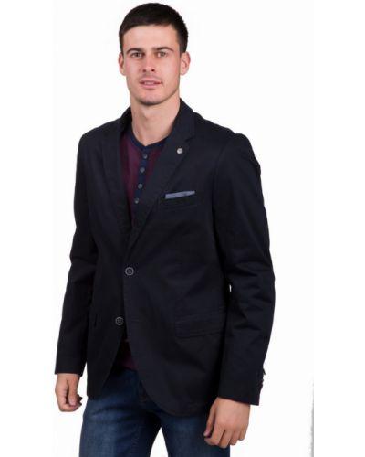 Классический пиджак с карманами на пуговицах Calamar