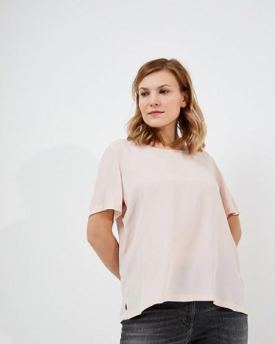 Розовая блузка Persona By Marina Rinaldi