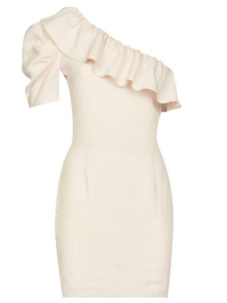 Платье из вискозы - бежевое Iro