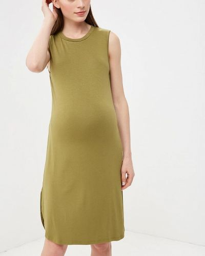 Платье - зеленое Mit Mat Mamá
