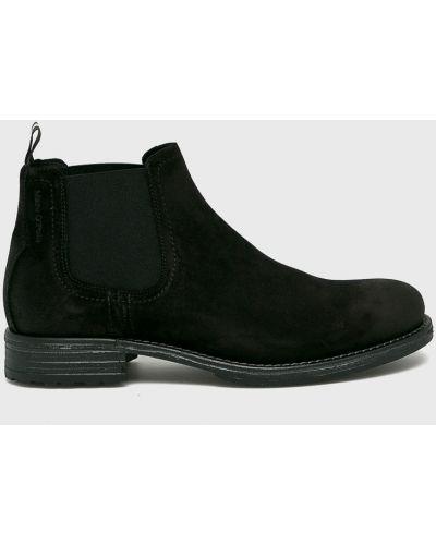 Ботинки высокие замшевые Marc O'polo