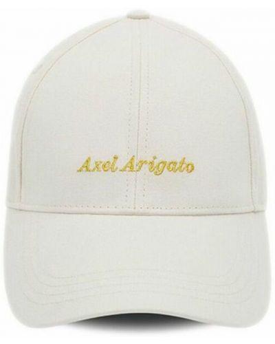 Biała czapka z daszkiem Axel Arigato