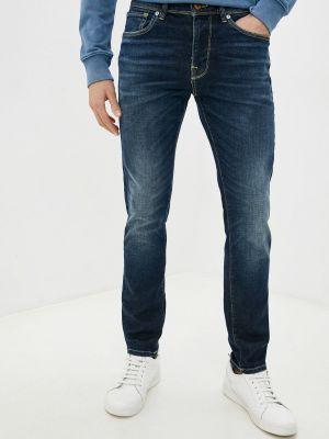 Зауженные джинсы - синие Selected Homme