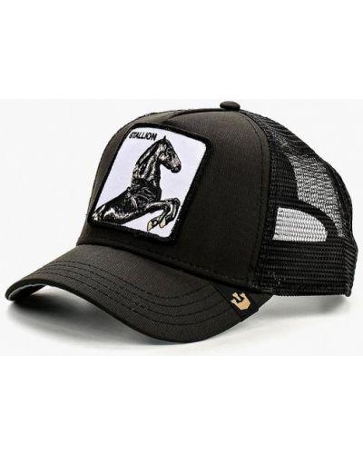 Бейсболка - черная Goorin Brothers