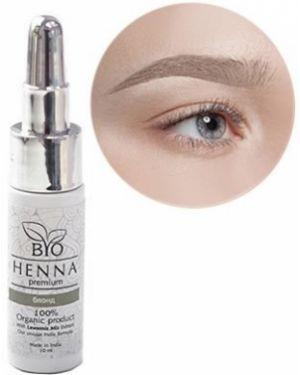Краска для бровей, ресниц Bio Henna Premium