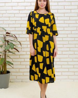 Платье из штапеля платье-сарафан Lika Dress