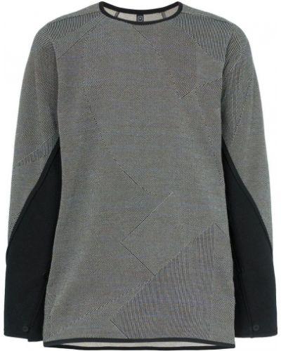Спортивный черный свитер Byborre