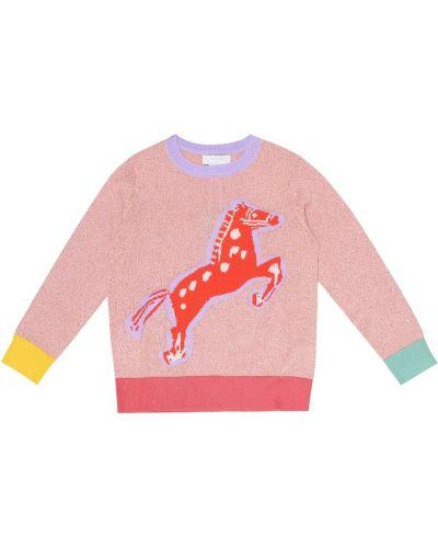 Bawełna sweter Stella Mccartney Kids