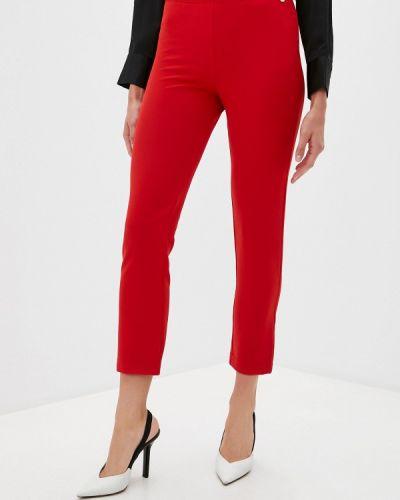 Повседневные красные брюки Blugirl Folies
