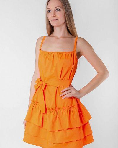 Сарафан оранжевый Подіум