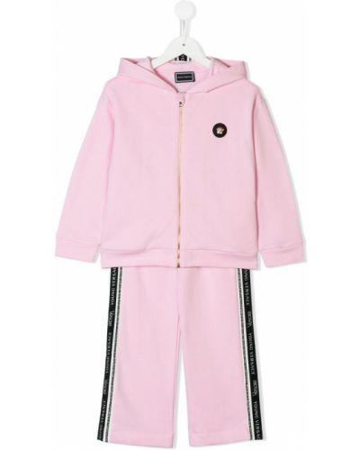 Спортивный костюм розовый Young Versace