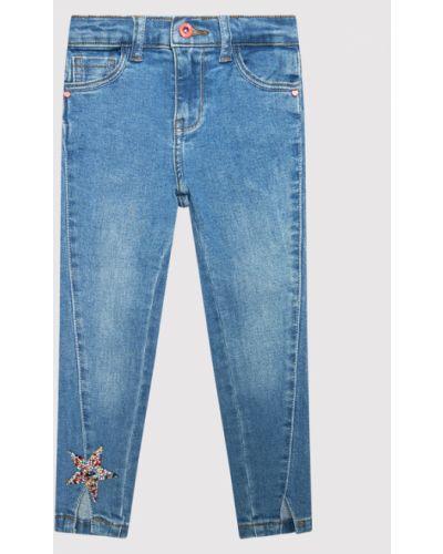 Niebieskie mom jeans Billieblush