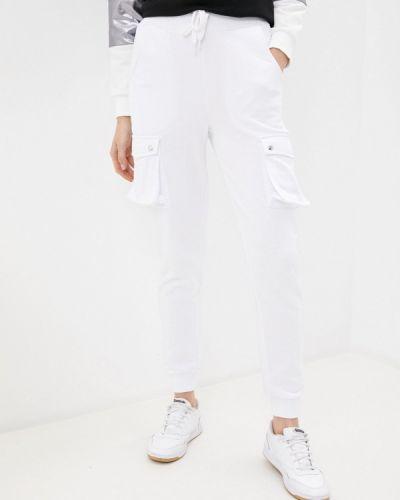 Белые спортивные брюки Dali
