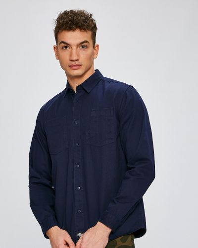 Рубашка однотонная хлопковая Dickies
