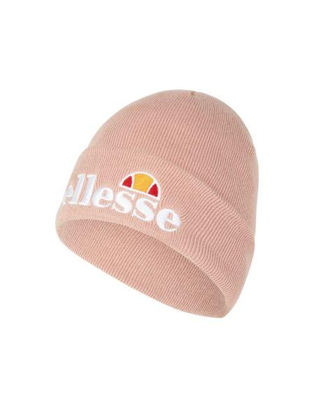 Miękki różowy czapka Ellesse