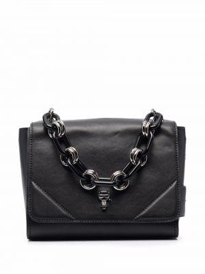 Czarny łańcuszek Karl Lagerfeld