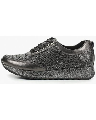 Черные кроссовки низкие Alessio Nesca