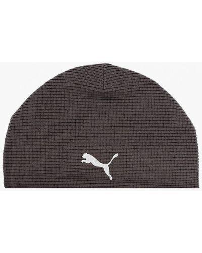 Серая шапка Puma
