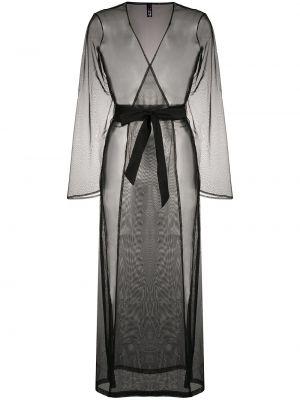 Czarne kimono Maison Close