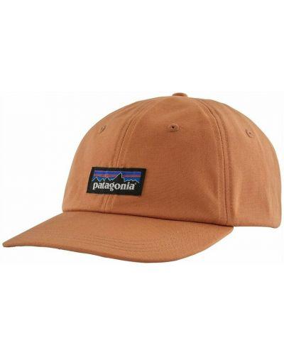 Pomarańczowa czapka Patagonia