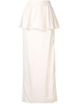 Ажурная юбка макси с оборками Palmer / Harding