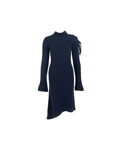 Платье зимнее шерстяное Pinko