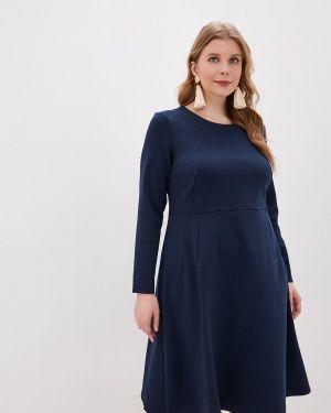 Повседневное платье осеннее Jp