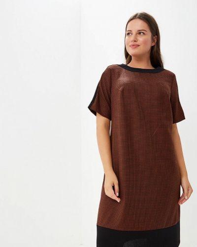 Повседневное платье осеннее Intikoma