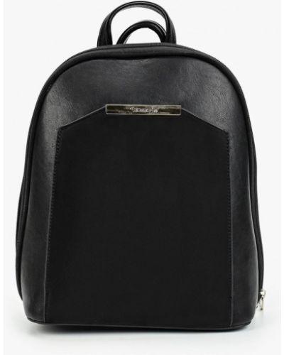 Рюкзак замшевый черный Tamaris