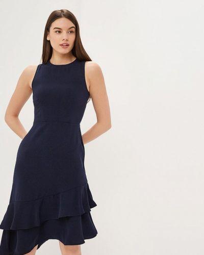 Платье прямое весеннее Warehouse