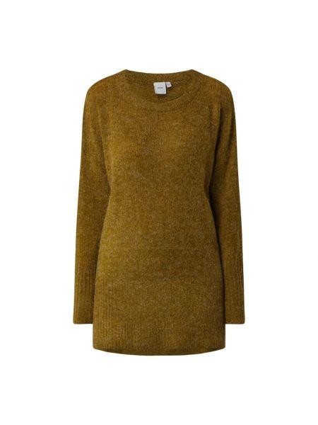 Zielony sweter z nylonu Ichi