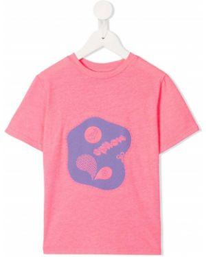 Розовая футболка Spilow