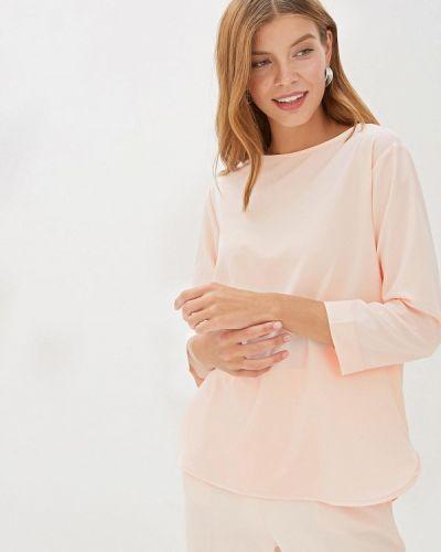Блузка с длинным рукавом розовая Froggi