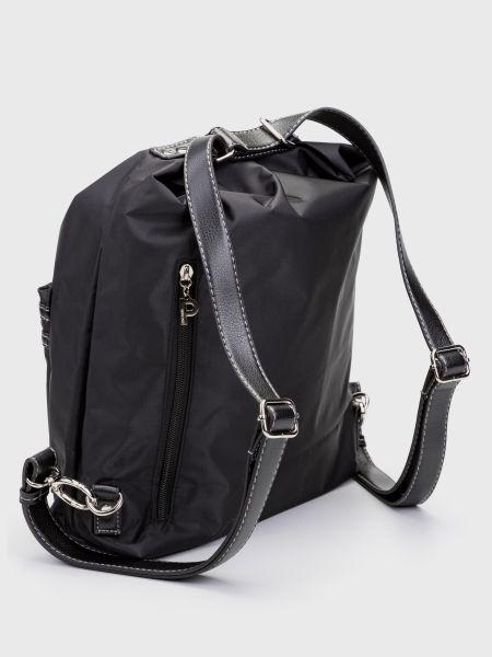 Нейлоновый рюкзак - черный Picard